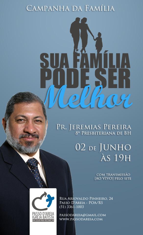 Sua Familia Pode Ser Melhor_Jeremias