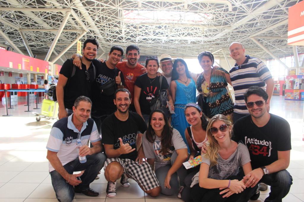 Missionários da Viagem a Cuba 2013