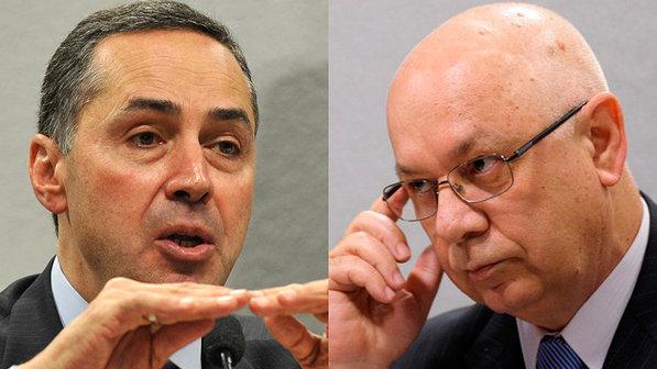 Novos ministros do STF